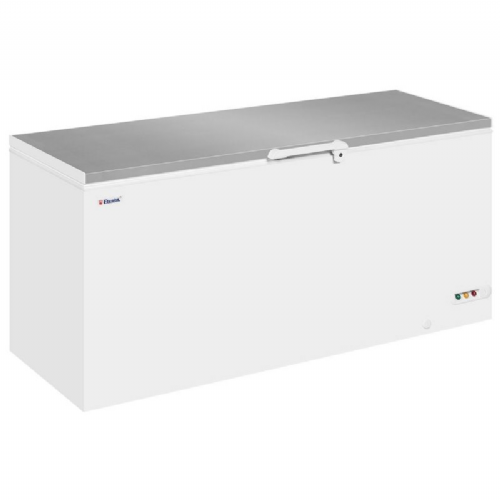 Elcold EL71SS Solid Lid Chest Freezer